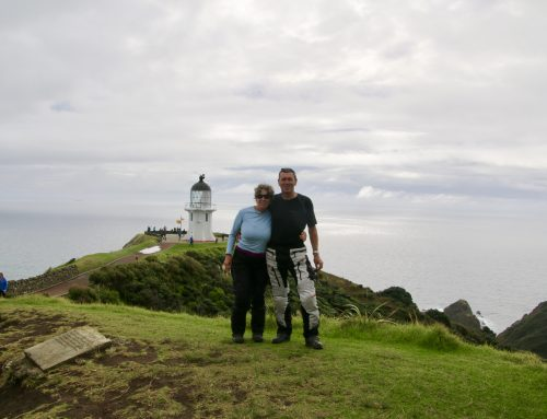 ACROSS THE DITCH:  Mangonui to Auckland  07/05/18 to 15/05/18