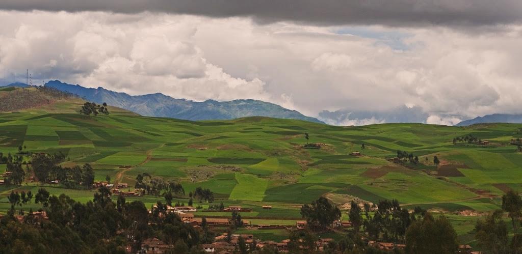 Cusco to La Paz - Argentina
