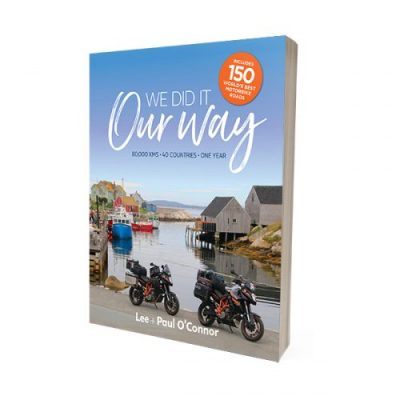 We Did it Our Way a book by Lee and Paul O'Connor